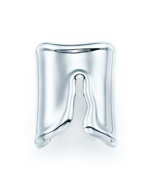 Tiffany & Co - Metallic Split Cuff - Lyst