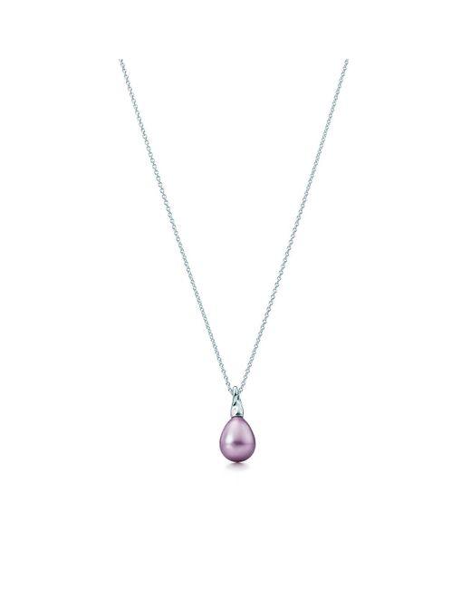 Tiffany & Co | Metallic Cat Island Pearl Pendant | Lyst