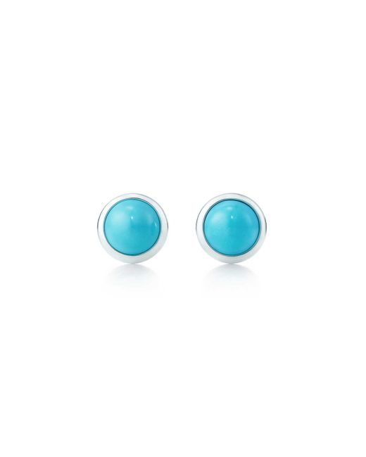 Tiffany & Co - Metallic Color By The Yard Earrings - Lyst