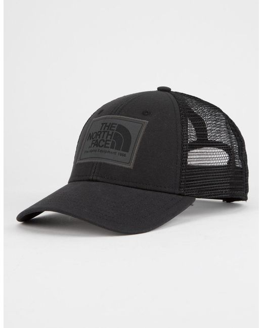 94f957ce565caf The North Face Mudder Trucker Hat in Black for Men - Save 37% - Lyst