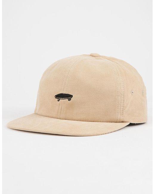 Lyst - Vans Salton Ii Natural Mens Hat in Natural for Men - Save 66% 8f398e8f6