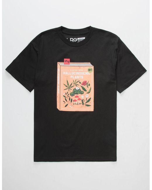 LRG - Black The Good Book Mens T-shirt for Men - Lyst