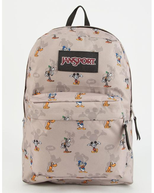 Jansport - Multicolor X Disney Fab Shadow Superbreak Backpack - Lyst