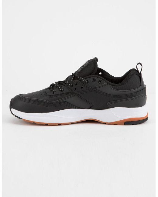 cab9da58c3f3a2 ... DC Shoes - Black E.tribeka Le Mens Shoes for Men - Lyst ...
