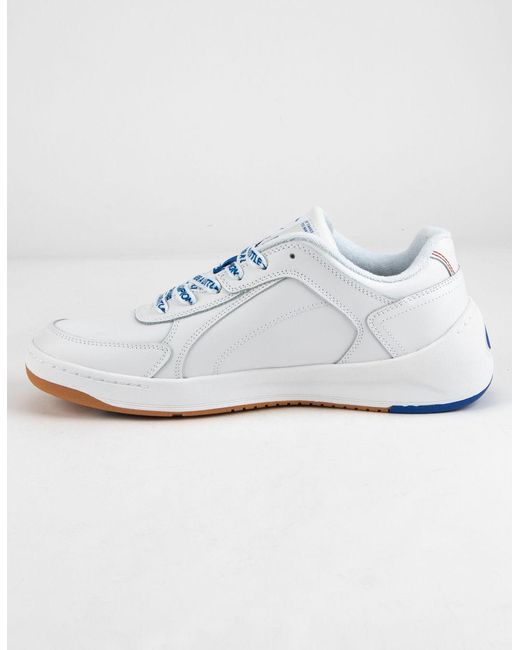 534e3d0ecf29 ... Champion - Super C Court Low 100 White Mens Shoes for Men - Lyst ...
