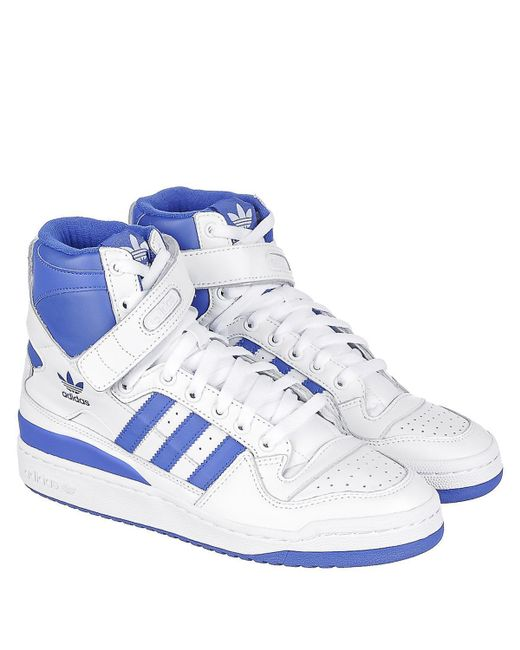 lyst adidas atletico stile scarpe forum - og in bianco per gli uomini.