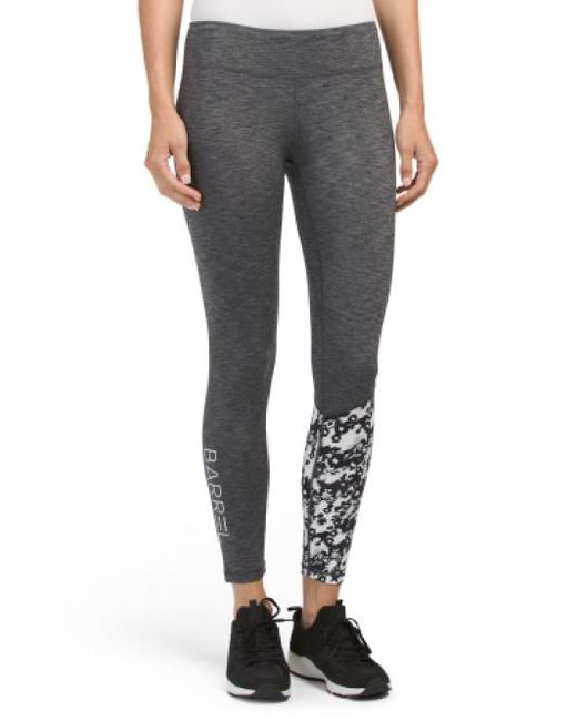 Tj Maxx | Gray Point Sweat High Leggings | Lyst