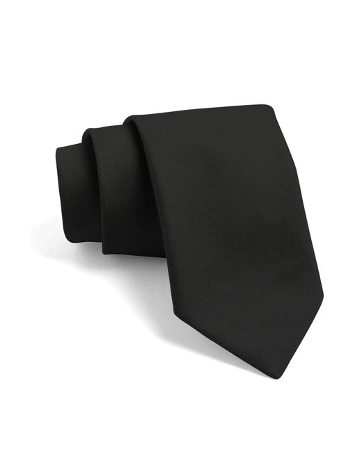 Todd Snyder | Gray Fulton Tie In Dark Storm for Men | Lyst