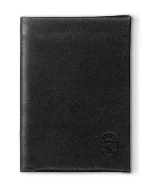 Maxx + Unicorn | Passport Wallet In Black for Men | Lyst