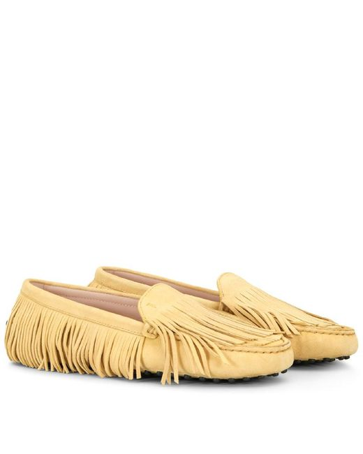 Yorky Gommino Moccasins in Leather Tod's bnlI0d8