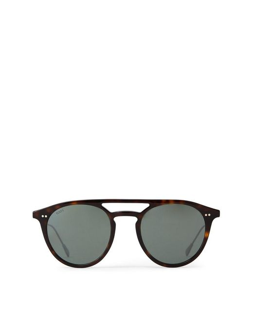 Tod's - Brown Sunglasses for Men - Lyst