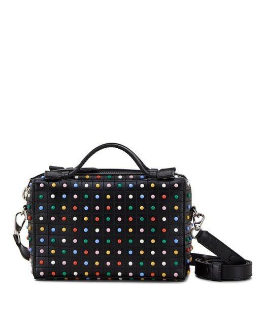 Tod's - Black Mini Gommino Bag - Lyst