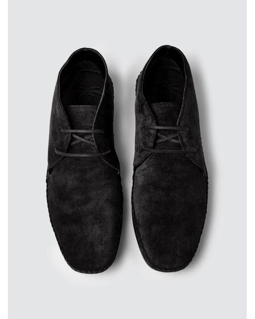 Tomas Maier - Black Desert Boots for Men - Lyst