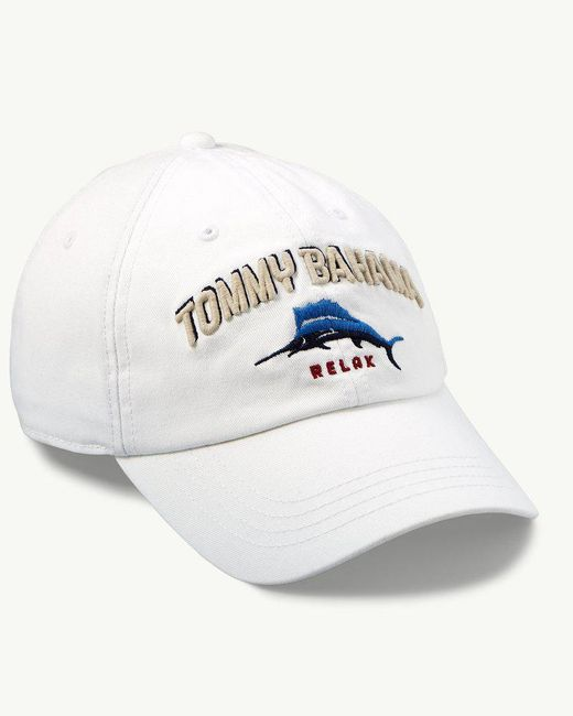 Tommy Bahama - White Aruba Relaxer Cap for Men - Lyst