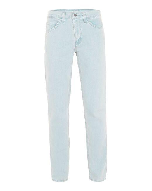 topman levi 39 s 511 light blue slim jeans in blue for men. Black Bedroom Furniture Sets. Home Design Ideas