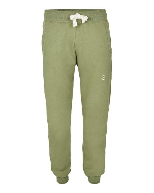 Jog On | Green Khaki Tailored Joggers* for Men | Lyst