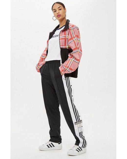 5d6e8fc11 Adidas - Black Adibreak Track Pants By - Lyst ...