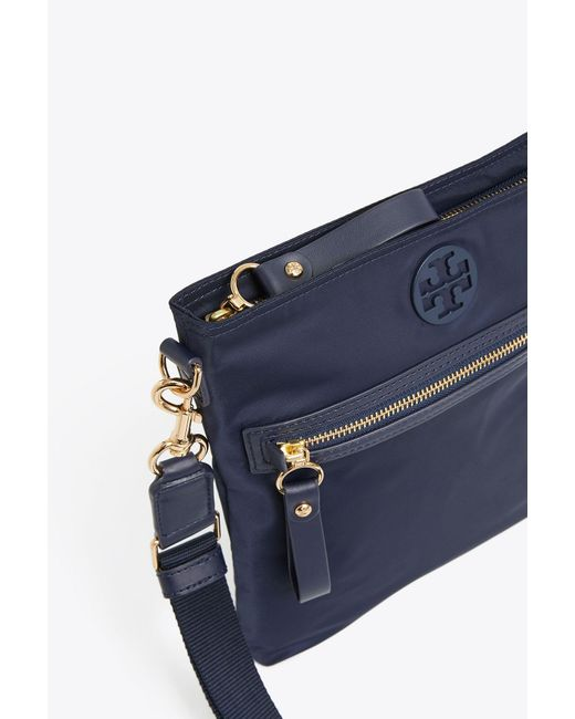 f827e92bbf80 Tory Burch. Women s Blue Tilda Swingpack