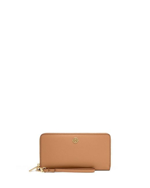 Tory Burch | Multicolor Parker Zip Continental Wallet | Lyst