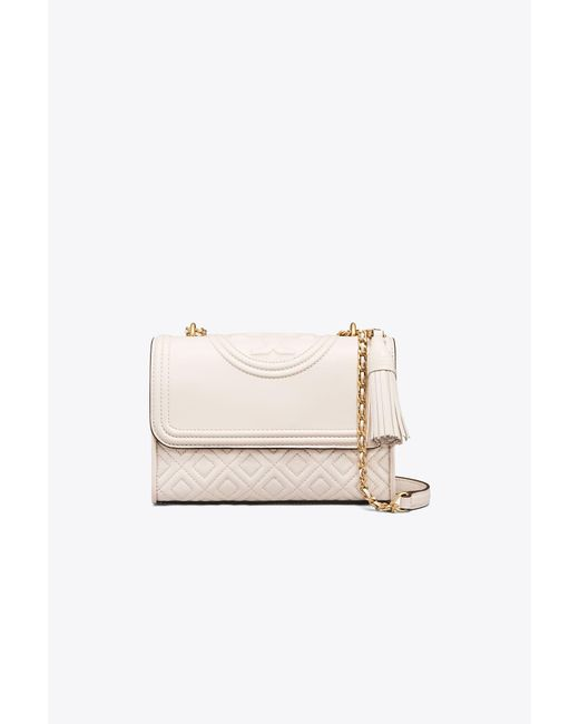 Tory Burch - Multicolor Fleming Convertible Small Leather Shoulder Bag - Lyst