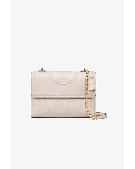 Tory Burch - Multicolor Fleming Convertible Leather Shoulder Bag - Lyst