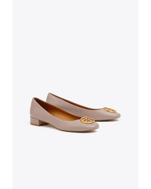43c8bb46816 Tory Burch - Multicolor Chelsea Heeled Ballet Flat - Lyst ...