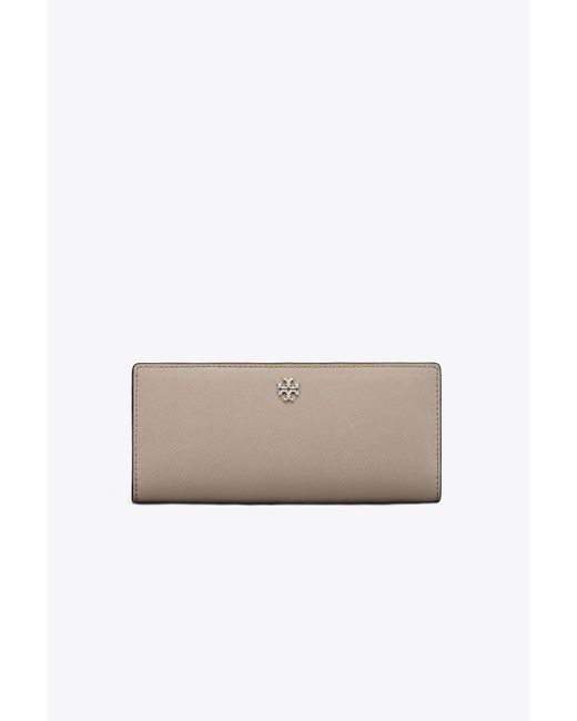 Tory Burch | Multicolor Robinson Slim Wallet | Lyst