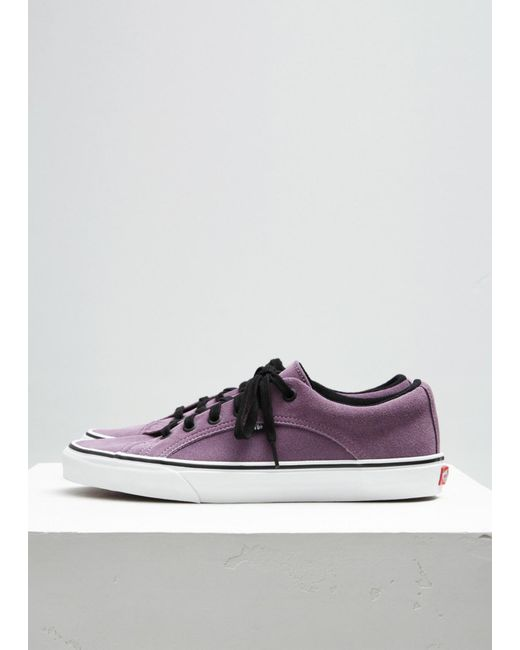 eb46314e96c4e4 Vans - Multicolor Suede Lampin Sneakers for Men - Lyst ...