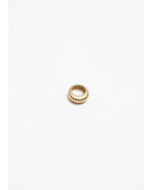 Ming Yu Wang - Multicolor Shell Ring - Lyst