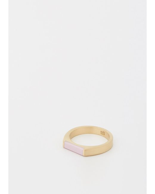 Ming Yu Wang   Multicolor Brass / Pink Resin Theorem Ring   Lyst