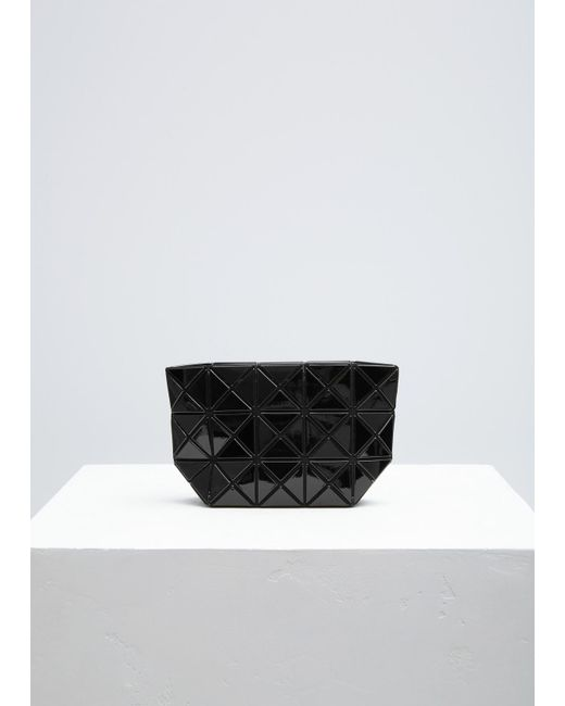 Bao Bao Issey Miyake | Black Prism Shiny Small Pouch | Lyst