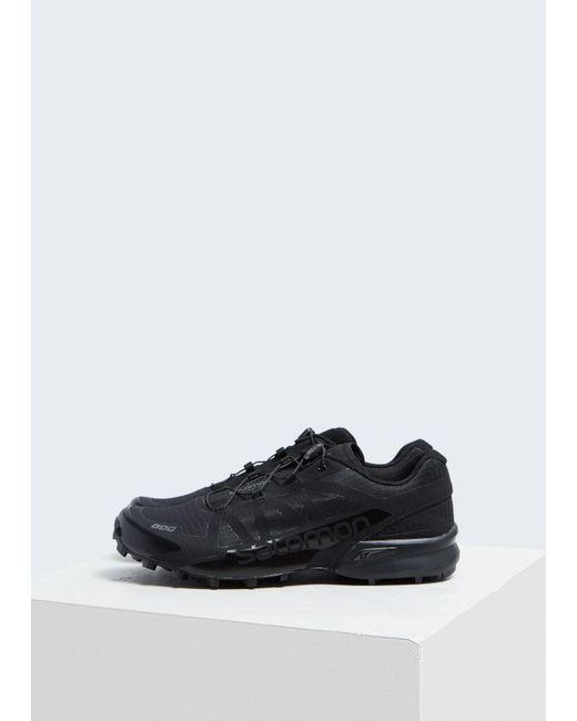 d2c2262a2b7f Lyst - Yves Salomon S lab Speedcross Black Ltd in Black for Men