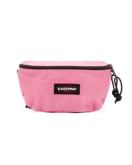 Eastpak | Coupled Pink Springer Hip Bag | Lyst