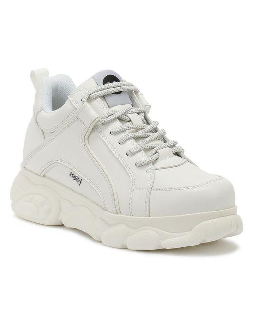 Buffalo White Sneaker