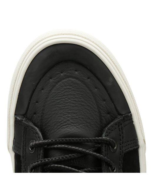 ff8c547c15141b ... Vans - Sk8-hi Mte Dx Black Boots for Men - Lyst ...