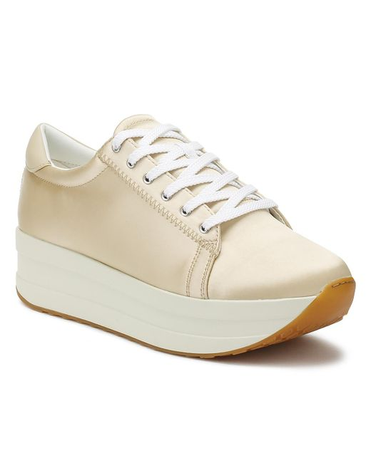Vagabond Casey Shoes (trainers) In Metallic