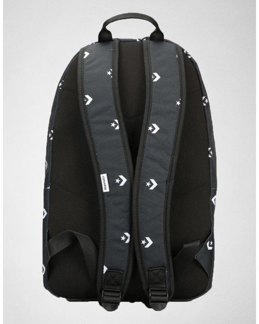 ff0441d51545 ... Converse - Black Edc Backpack Bags for Men - Lyst ...