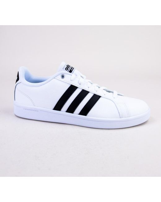 92cefd346a3 Adidas - Multicolor Aw4294 White-black Trainers for Men - Lyst ...