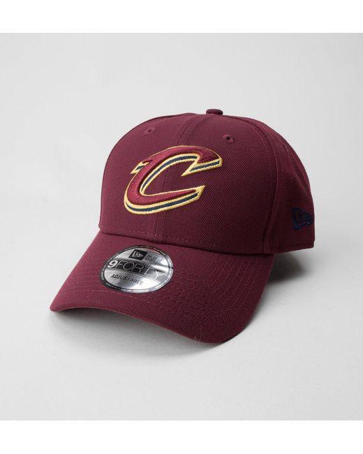 KTZ - Multicolor New Era The League Cleveland Cavaliers Hats for Men - Lyst
