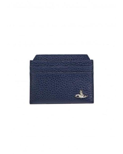 Vivienne Westwood | Blue New Credit Card Holder for Men | Lyst