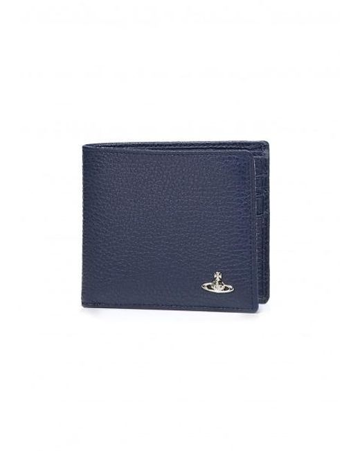 Vivienne Westwood | Blue Credit Card Holder for Men | Lyst