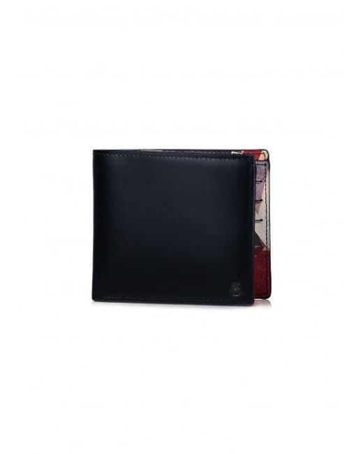 Paul Smith | Blue Union Jack Bilfold Wallet for Men | Lyst