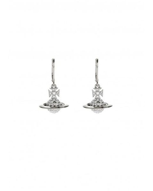 Vivienne Westwood - Metallic Lena Orb Earrings - Lyst