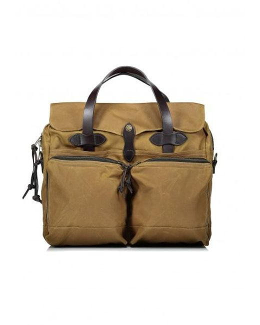 Filson | Multicolor 24 Hour Tin Briefcase for Men | Lyst
