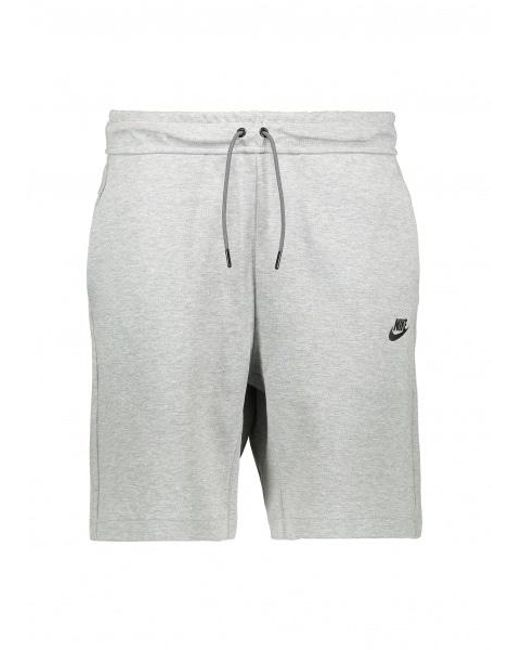 528d3a36bdbc Nike - Gray Nsw Tech Fleece Short for Men - Lyst ...