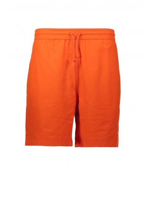 1c9d76de6bedf Carhartt - Orange Chase Swim Trunks for Men - Lyst ...