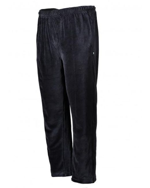 ... Stussy - Black Velour Pant for Men - Lyst ...