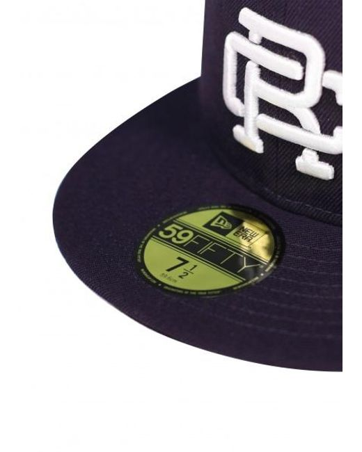 7ed91f2c7b2 ... Reigning Champ - Blue X New Era Embroidered Cap for Men - Lyst ...