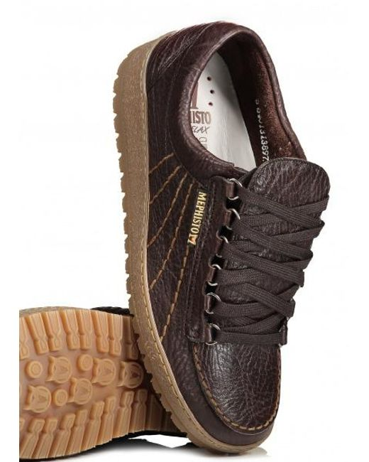 7ad2bd9007 ... Mephisto - Brown Rainbow for Men - Lyst ...