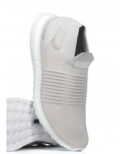 5c4ff9a7ba317 ... Adidas Originals - Natural Ultraboost Laceless for Men - Lyst ...